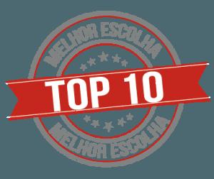 TOP 10 entre os melhores cursos de 2018