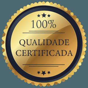Qualidade garantida nos serviços prestados